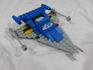 Cars Space Interceptor