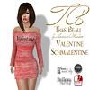 Tres Beau Valentine Schmalentine