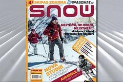 SNOW 101 - 4x skipas zdarma + vstupenka do aquaparku