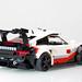 LEGO Porsche 911 RSR (991.2 2017) by Malte Dorowski