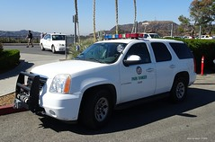 Los Angeles City CA Park Ranger  - GMC Yukon (40)