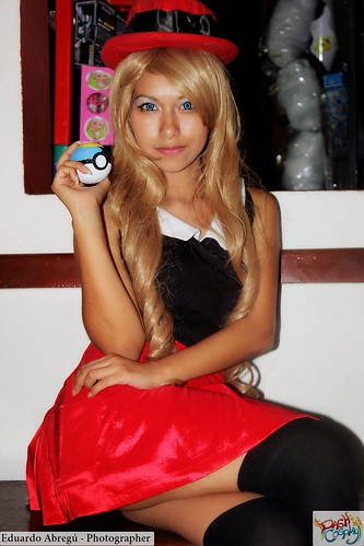 Cosplay Pokemon