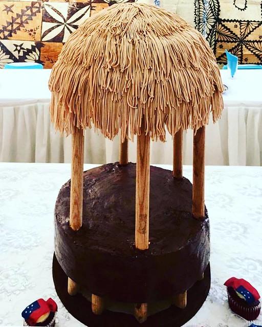 3D faleo'o Cake by Sharyl's Cakes