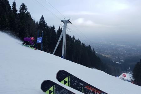 SNOW tour 2016/17: Ještěd - z tramvaje do lyží