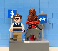 UndercoverWookie's Cycling Pet Hate