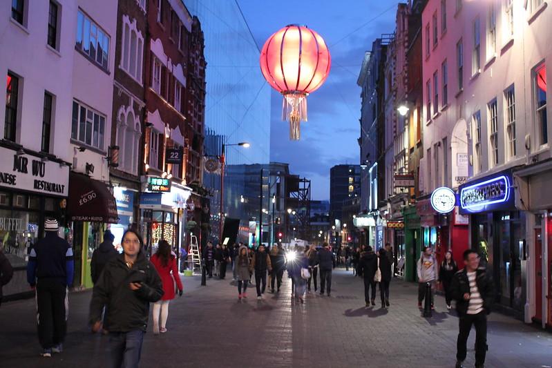倫敦中國城 (36)
