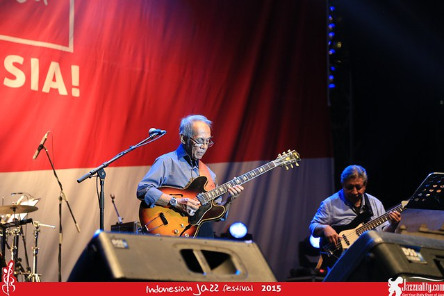 Indonesian Jazz Festival 2015 - Oele Pattiselano (2)