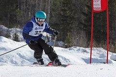 S deťmi na lyžiach 2. diel - telemark
