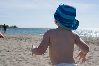 Image de Woodbine Beach. sea toronto beach sand isabelle thebeach thebeaches