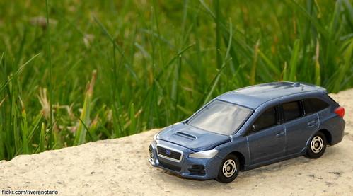 Tomica No. 78 Subaru Levorg