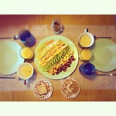 Un #breakfast sin Simetrías ya no es lo mismo #food #incostabrava #emporda