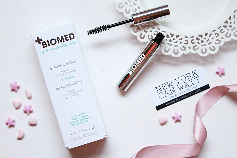 Biomed: Organic Medical Skincare. Beautiful Brow