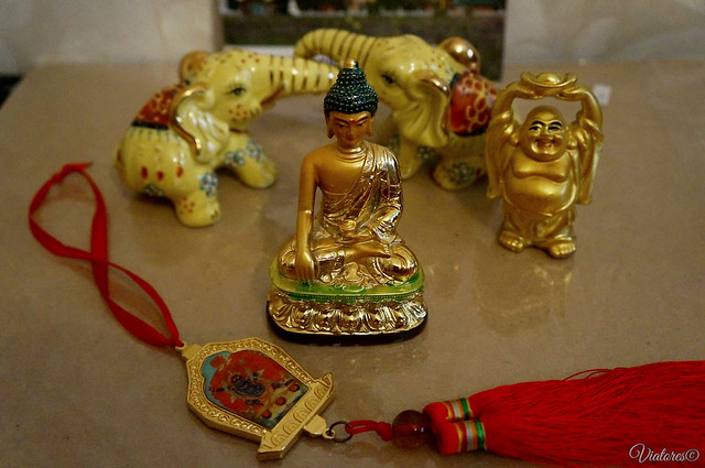 Gifts from Baikal. Buddhist amulets and charms