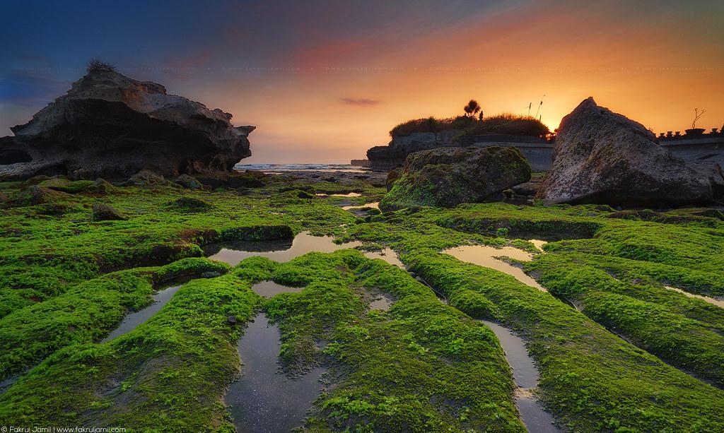 .. Greenland   Mengening Beach, Bali