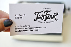 300 Letterpress business cards, letterpress calling cards, custom letterpress cards; various inks, custom shape die cutting, rounded corners