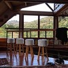 Did you see the #livingroom already? #instasky #instratravel #window #instaliving #vacation #chalet #instaview