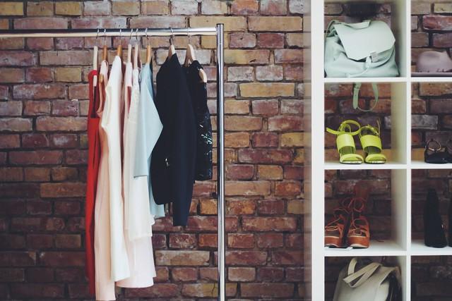 Reserved Brand fashion showroom