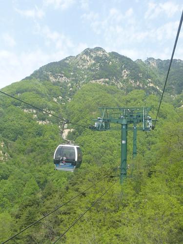 CH-Mont Taishan-téléphérique (1)