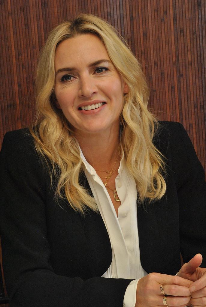 Кейт Уинслет — Пресс-конференция «Стив Джобс» 2015 – 24