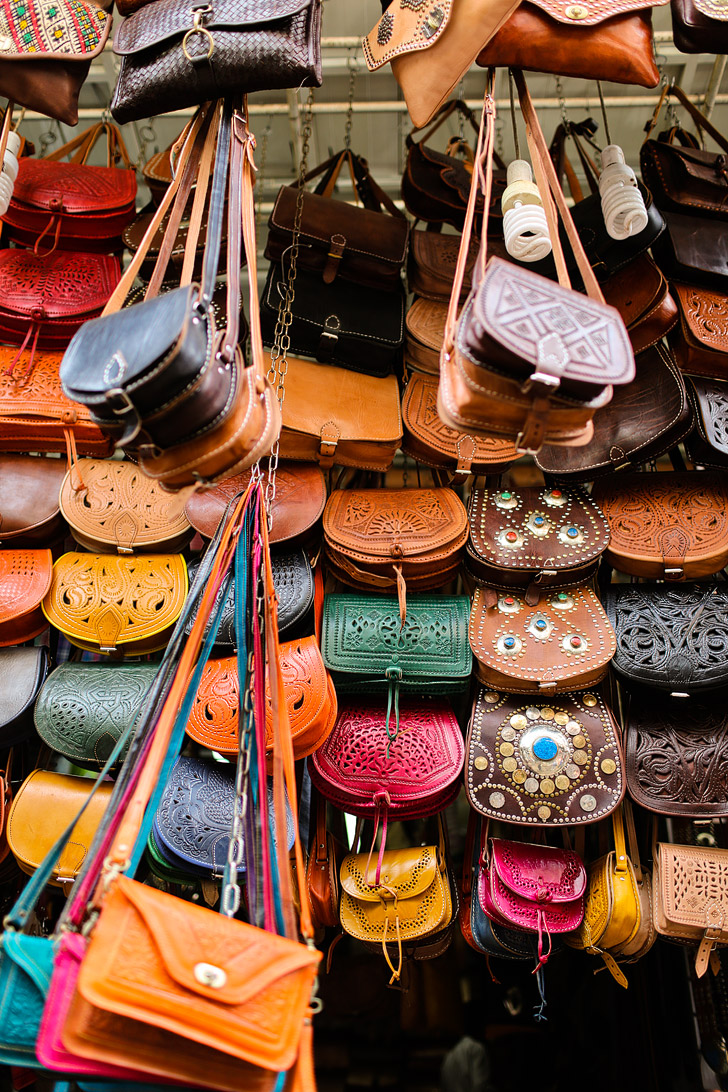 Shopping at Place Jemaa el Fna (Things to Do in Marrakech Morocco).
