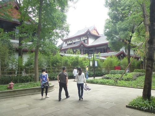 CH-Chengdu-Temple Wenshu (8)