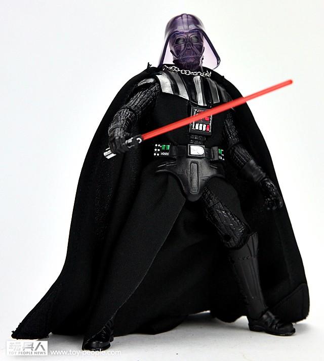 """罕見的《星際大戰》黑標6吋人物""""達斯‧維德"""" 皇帝之怒版 在台限量發行!"""
