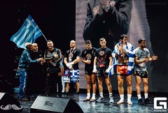 To Fight Club Galatsi στη διοργάνωση Slaveanskaya Bitva