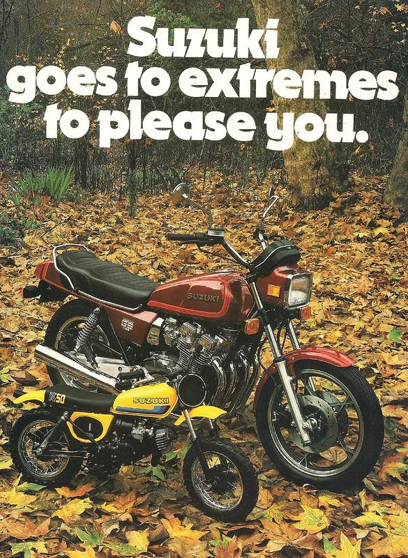 1980 Suzuki 4