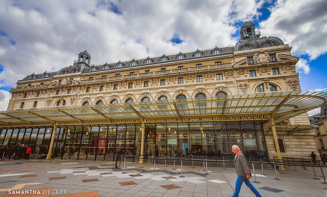 Visiting the Musée d'Orsay