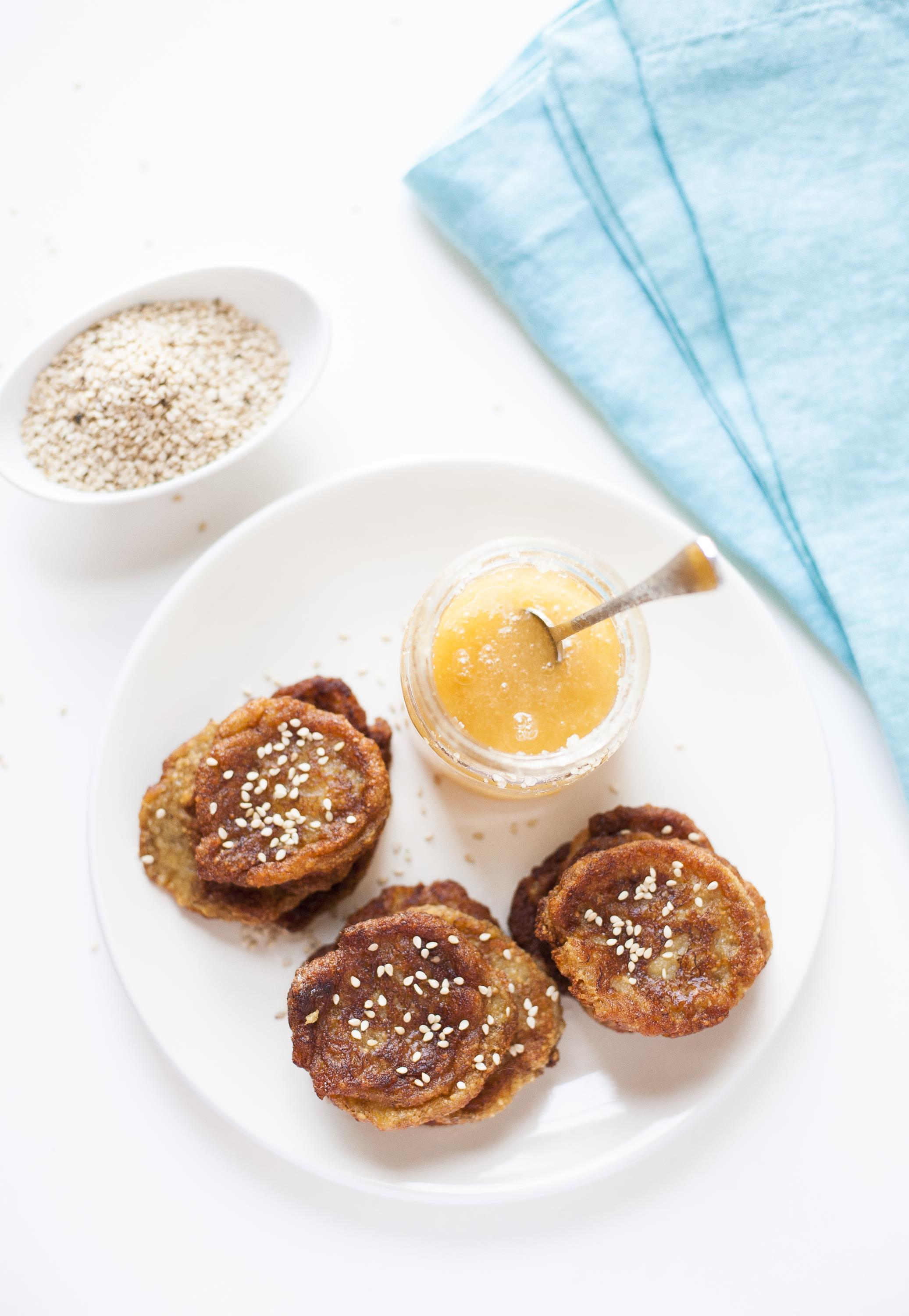 Malagasy Banana Fritters from Paleo Planet by Becky Winkler