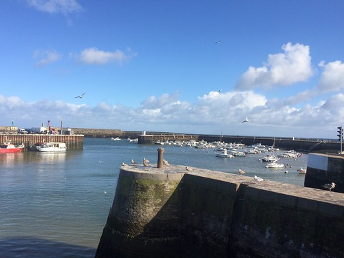 Port-En-Bessin, Harbour