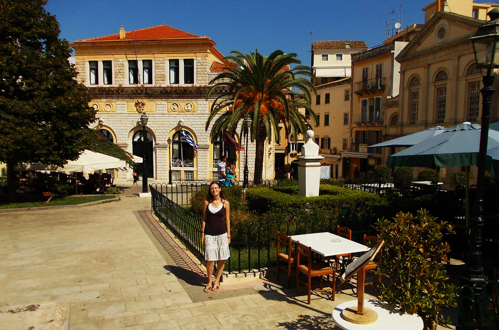 Corfu Town, Greece