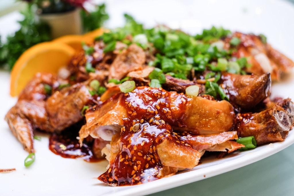 Li Jiang Restaurant: Cripsy Chicken