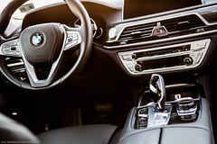 The new BMW 7 series interior