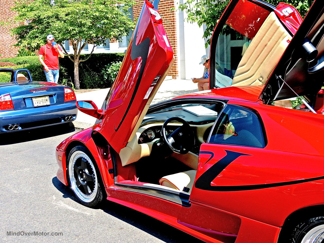 Lamborghini Diablo SV New Hope Lambo Doors
