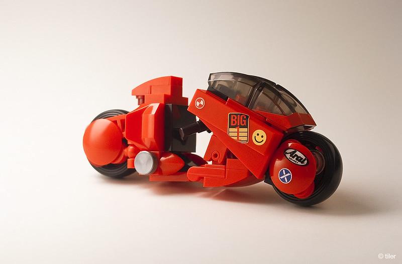 Akira – Kaneda's Bike _13