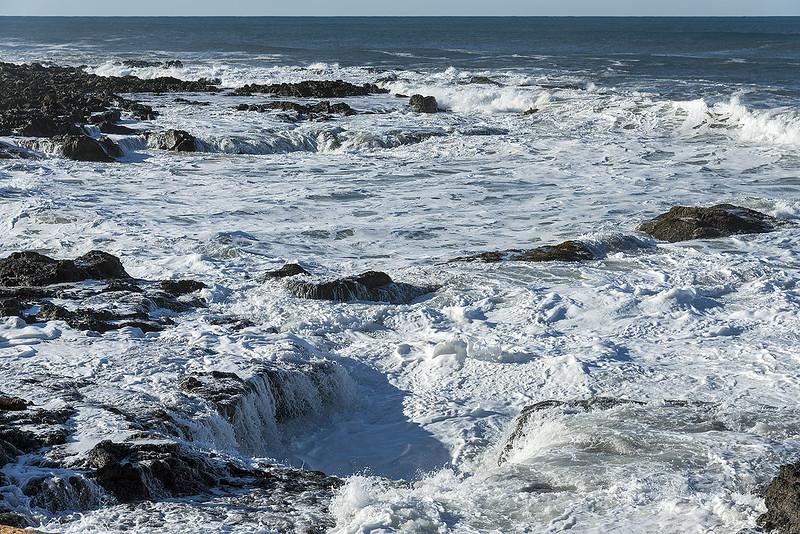 Turbulent Coast
