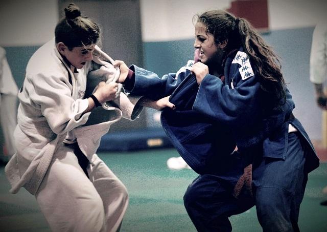 Noicattaro. Shihan Judo intero