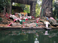 Jingle Cruise, Jungle Cruise 1, Disneyland, Anaheim, Orange County, California, USA