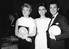 Audrey Hepburn - April 3, 1964