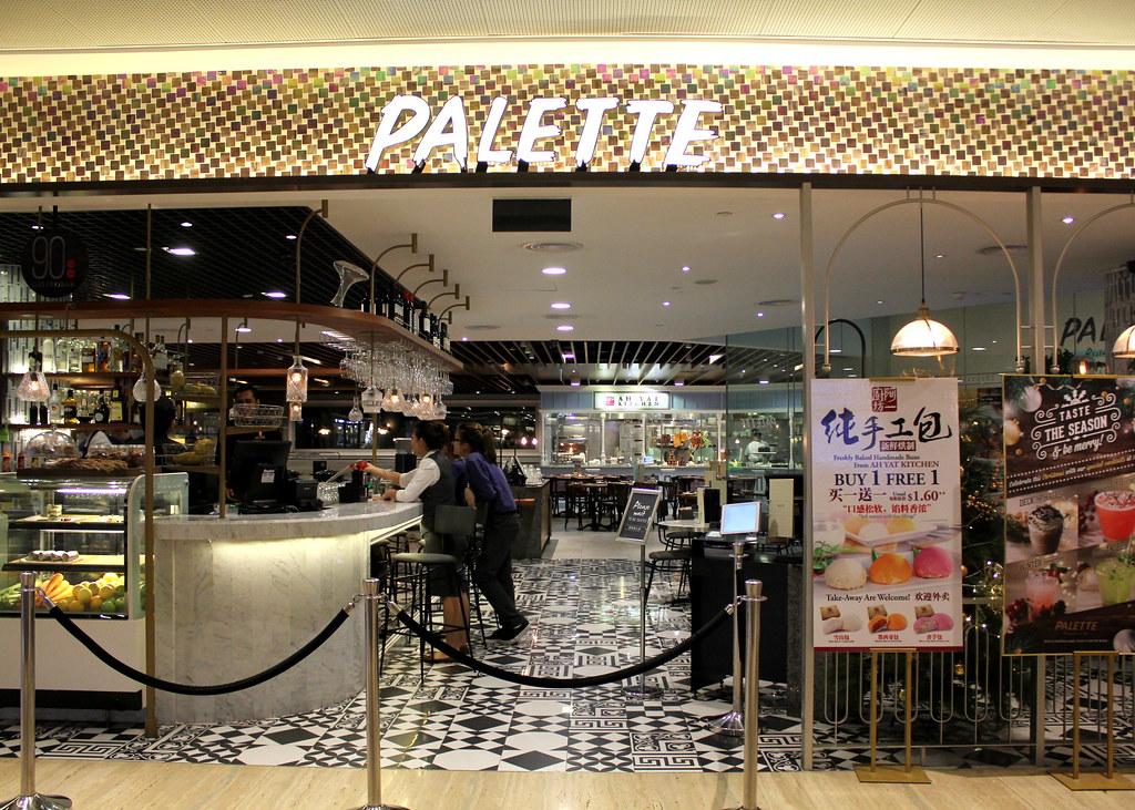 Palette Restaurant & Bar