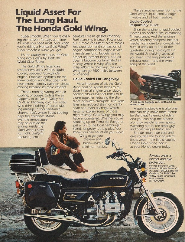 Gold Wing 1