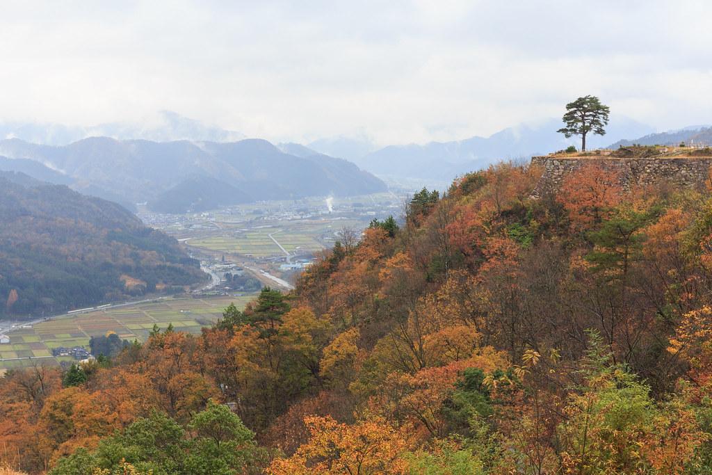 Takeda Castle Ruins 4