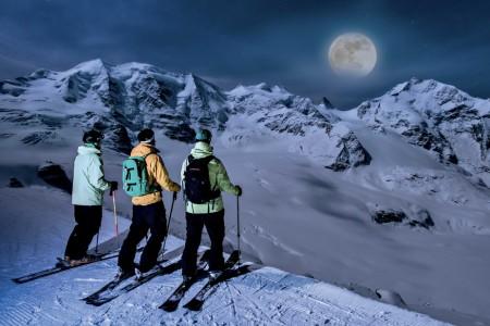 Noční švýcarská romantika
