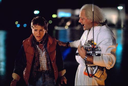 Back to the Future - screenshot 14