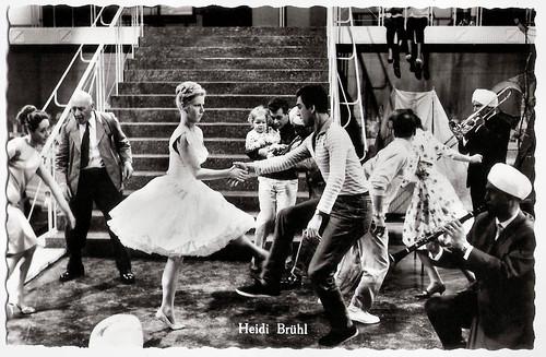 Heidi Brühl in Immer will ich dich gehören (1960)