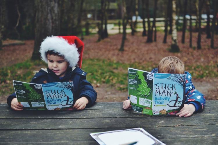 Stickman trail reading