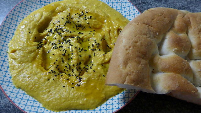 Butternut Tahini Spread