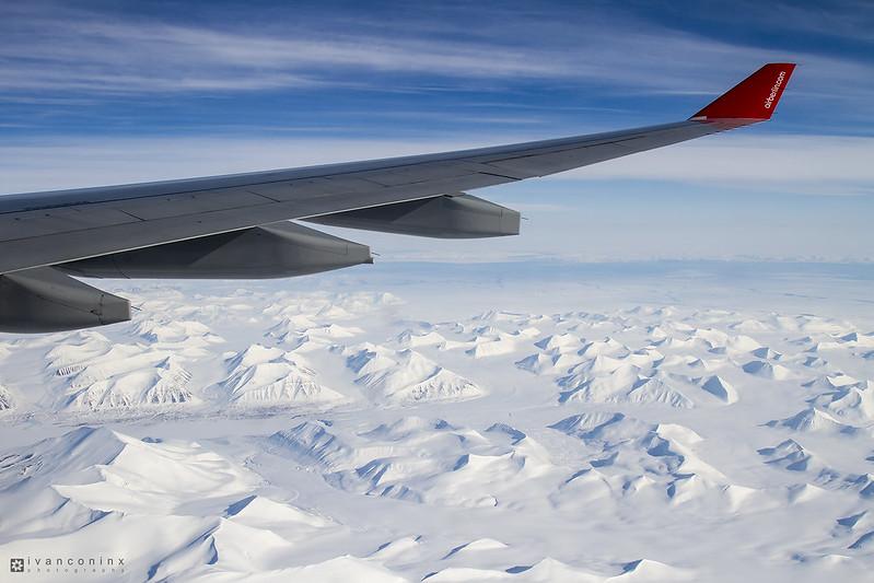 Polarflug 2015 – International Airspace – 2015 04 25 – 01 – Copyright © 2015 Ivan Coninx