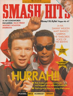 Smash Hits, June 15, 1988